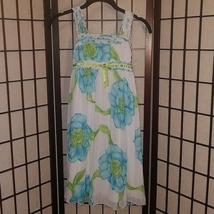 💎LOWEST Girl's Size 10 Formal Maxi Dress